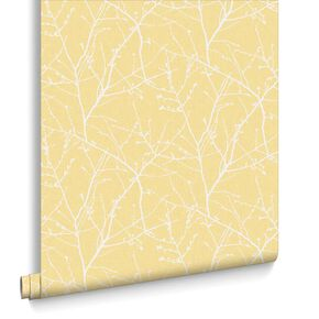 Innocence Yellow Wallpaper, , large