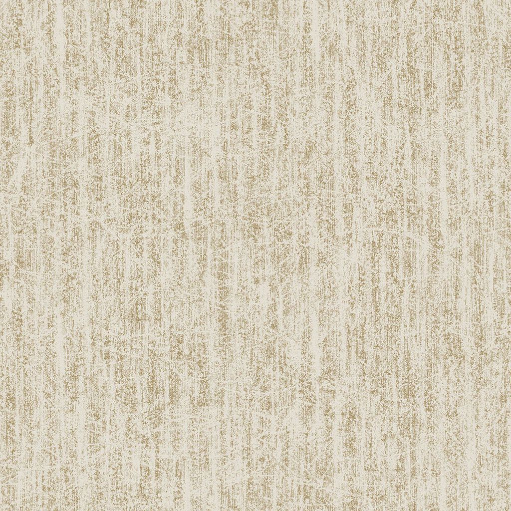 Papier Peint Devore Beige et Or, , large