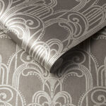 Art Deco Natural Wallpaper
