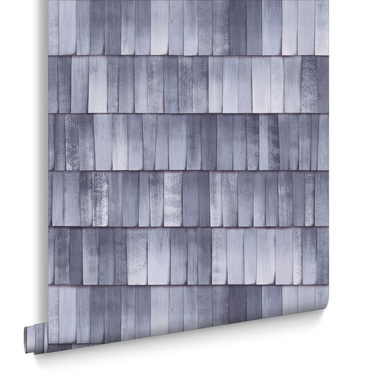 Hygge Steel Wallpaper, , large