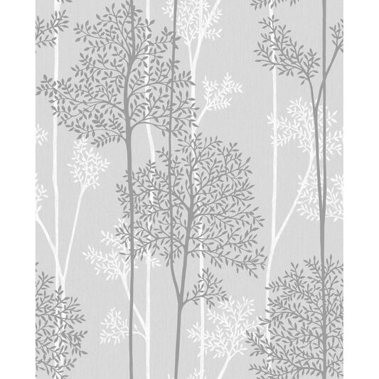 Eternal Grey Wallpaper, , large