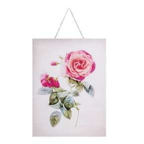 Botanical Single Bloom Printed Canvas Wall Art , , large