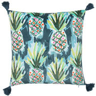 Pineapple Tropics Cushion, , large
