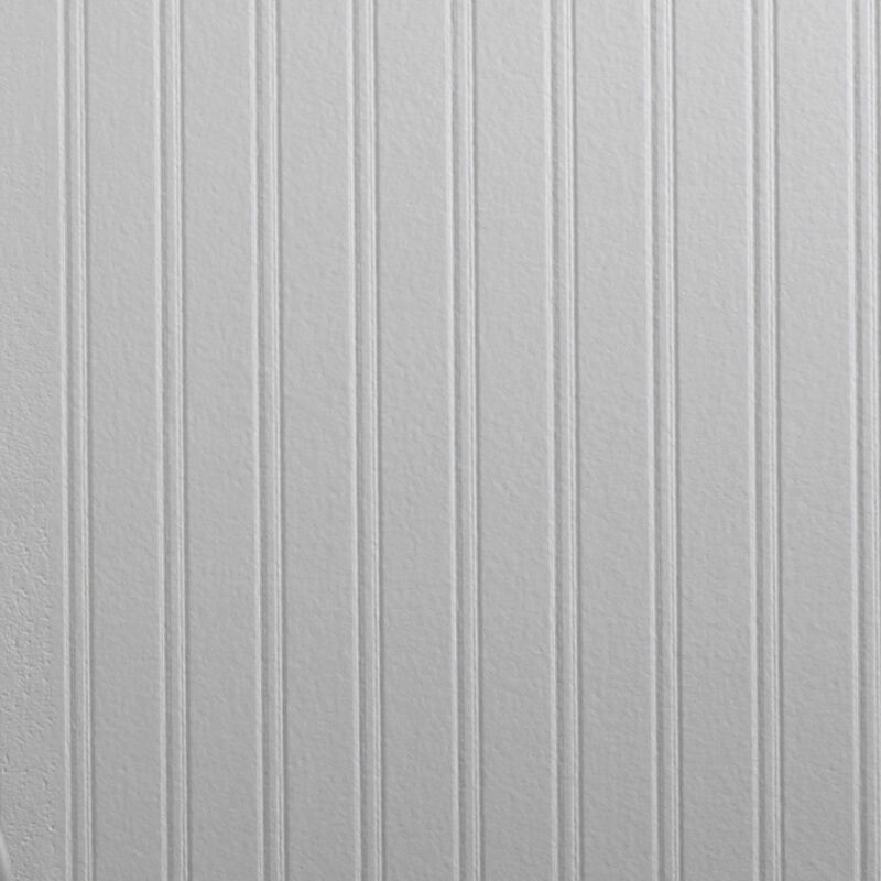 Superieur ... Large Beadboard Pre Pasted Wallpaper, ...