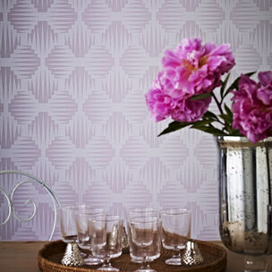 Cavern Lavender Wallpaper, , large