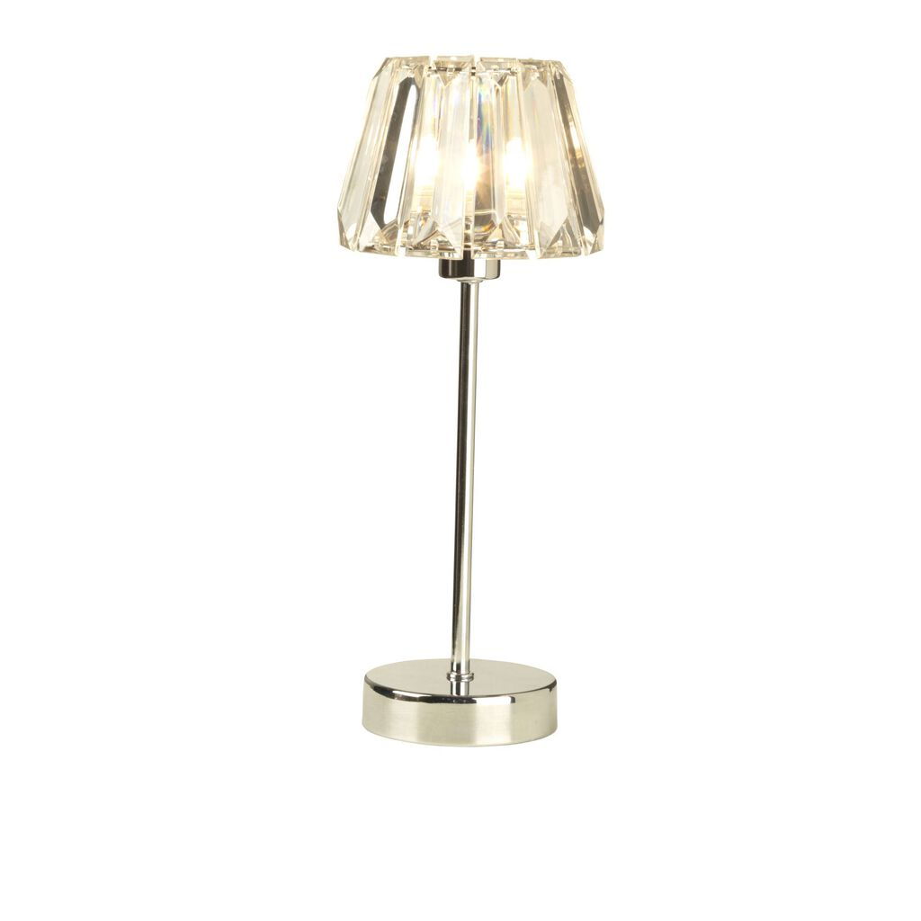 Chrome Table Lamp, , large