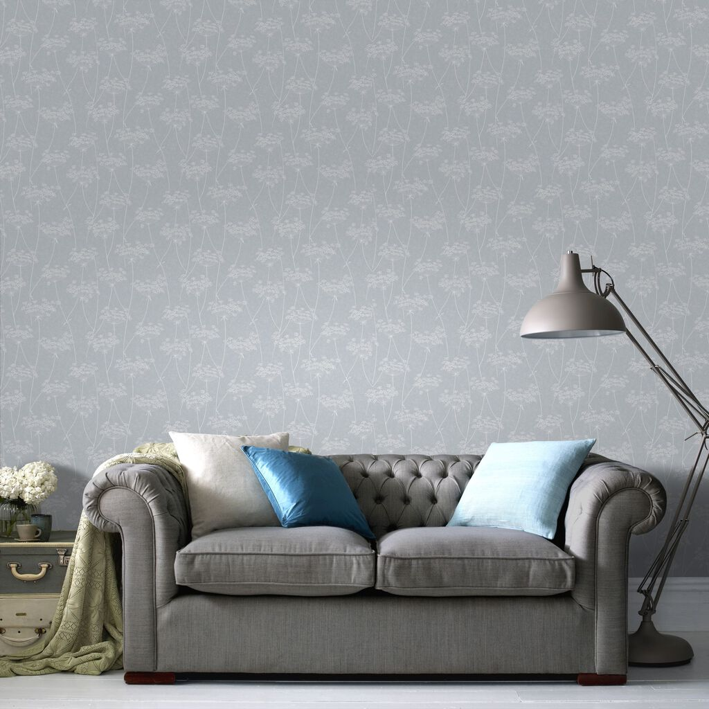 Aura Blue Wallpaper, , large