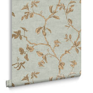 Twining Meadow Wallpaper, , large