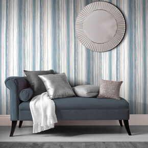 Chelsea Stripe Night Sky Wallpaper, , large