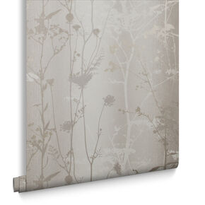 Wild Flower Sand Wallpaper, , large