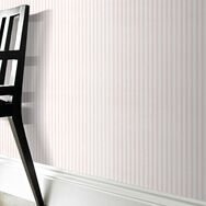 Ribbed Paintable Wallpaper, , large
