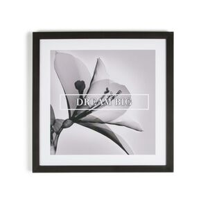 Dream Big Framed Wall Art Print, , large