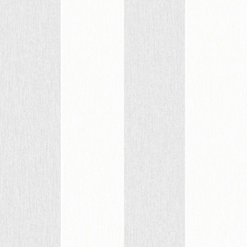 Calico Stripe Gray Wallpaper , , large