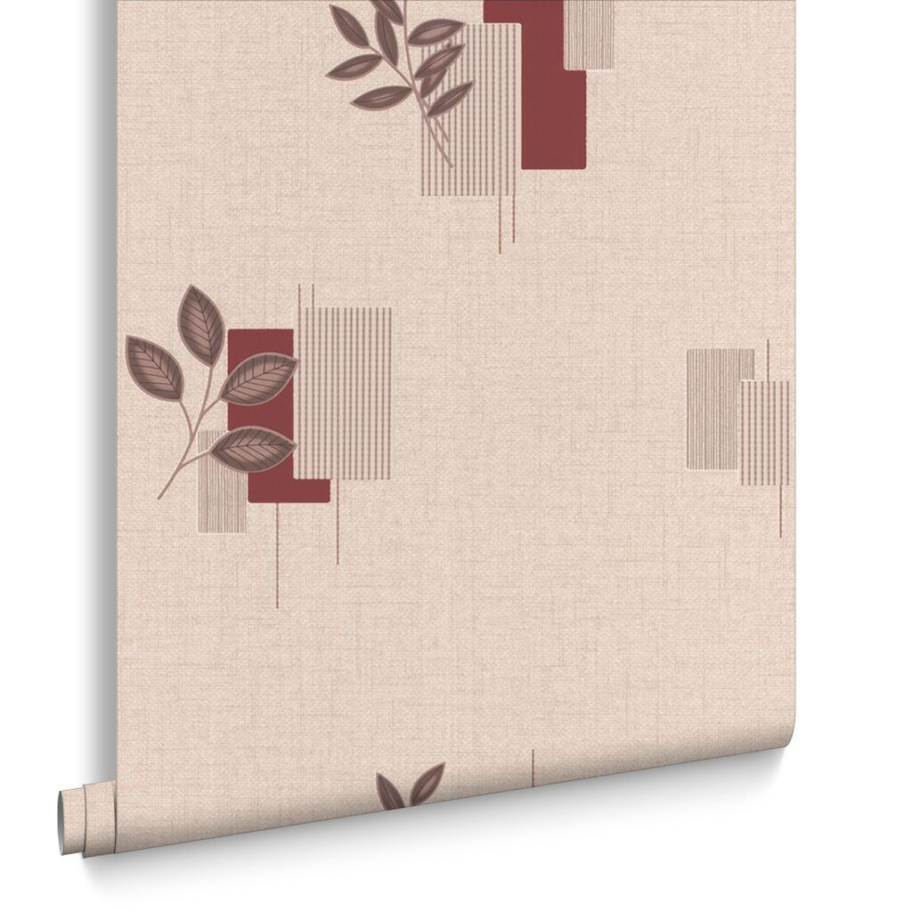 Mellow Red Wallpaper, , large