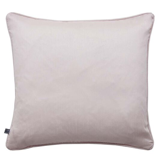 Tropical Leaves Blush Pillow, , large