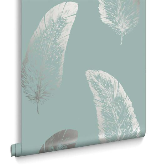 Volare Bluebird Wallpaper, , large