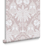Papier Peint Imperial Rose, , large