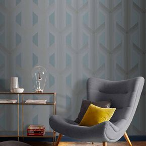 Lagom Geo Deep Sky Wallpaper, , large