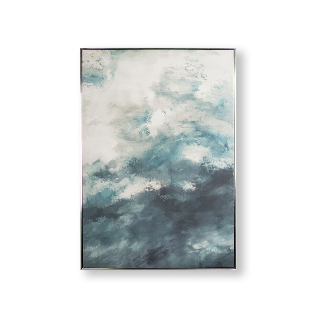 Abstract Skies Framed Wall Art, , large