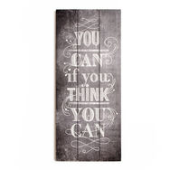 You Can Print On Wood Wall-art, , large