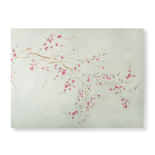 Wandkunst Watercolour Orchid Blossoms, , large
