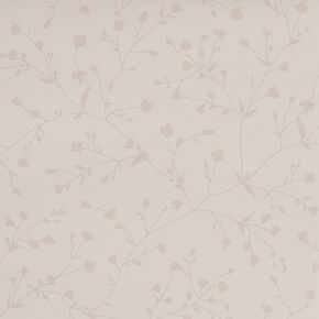 Silhouette White Wallpaper, , large