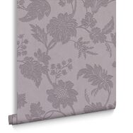 Mystique Mulberry Wallpaper, , large