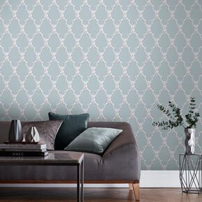 Boulevardia Blue Wallpaper, , large