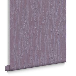 Crushed Silk Purple Wallpaper, , large