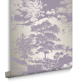 Meadow Bluebell Wallpaper, , large