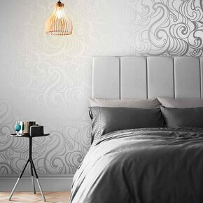 Hula Swirl Ghost Wallpaper, , large