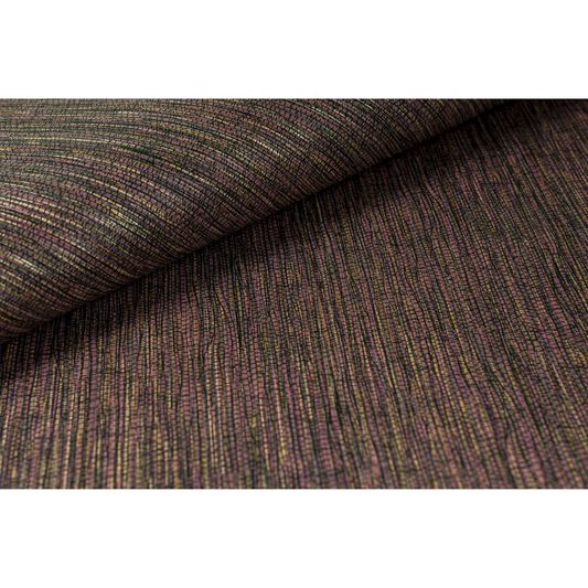 Grasscloth Burgundy and Copper Wallpaper, , large