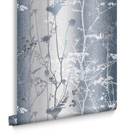 Wild Flower Ink Wallpaper, , large