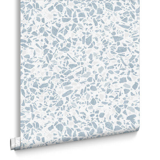 Granito Blue Wallpaper, , large