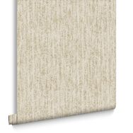 Devore Beige and Gold Wallpaper, , large