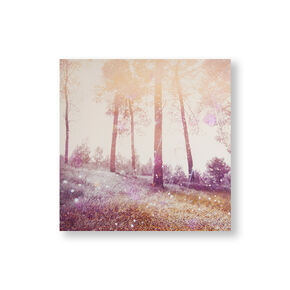 Meadow Daydream Printed Canvas Wall Art, , large