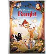 Bambi 1988 Printed Canvas, , large
