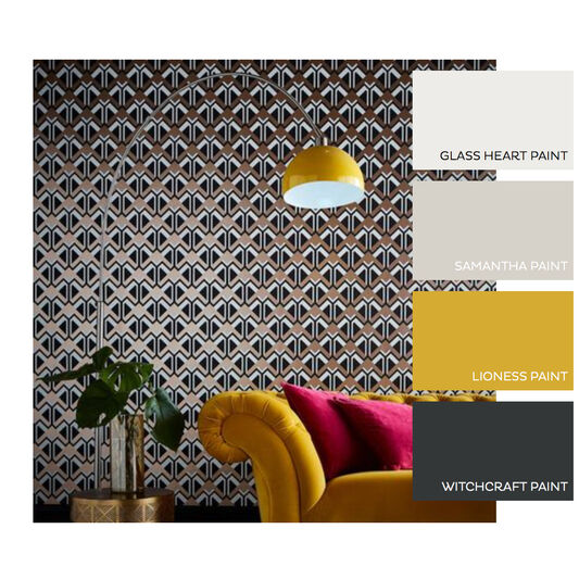 Beau Gatsby Wallpaper, , large