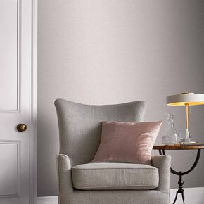 Lagom Rose Plain Wallpaper, , large