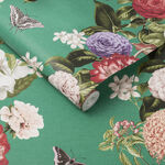 Bloomsbury Emerald Wallpaper