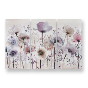 Classic Poppy Trio Printed Canvas, , large