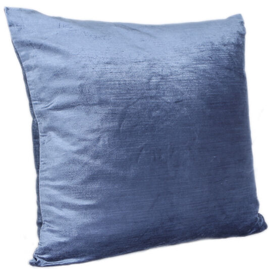 Serene Blue Lavish Cushion, , large
