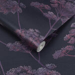 Hortus Mulberry Wallpaper