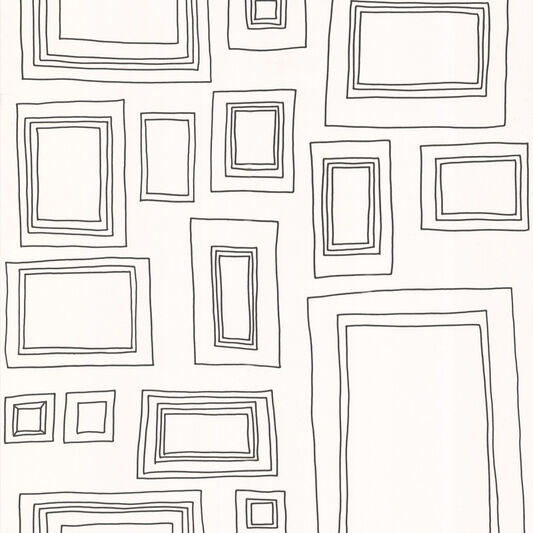 Frames Black and White Wallpaper | Picture Frame Wallpaper