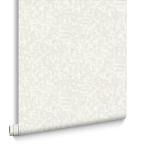 Jive White Behang, , large