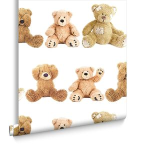 Teddy Bears Tapete, , large