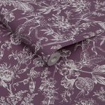 Stroma Mulberry Wallpaper