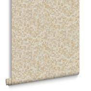 Jive Gold Behang, , large