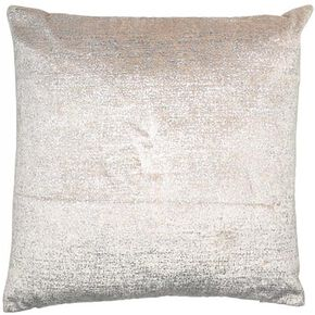 Silver Radiance Large Cushion, , large