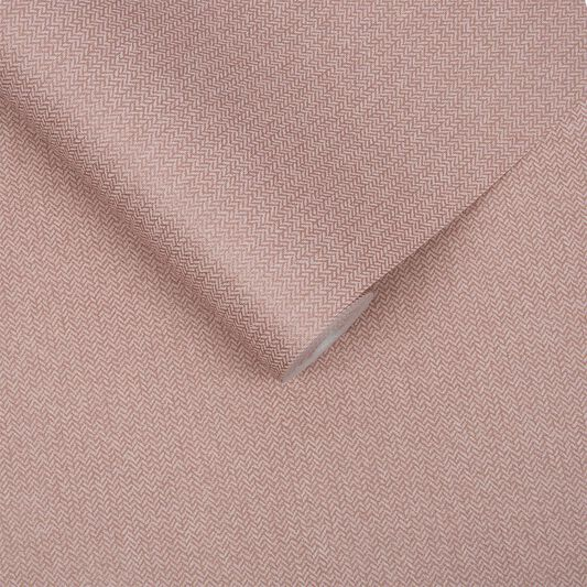 Knitted Texture Pink Wallpaper, , large